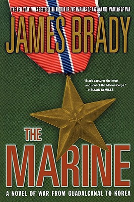 Image for The Marine: A Novel of War from Guadalcanal to Korea
