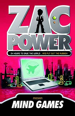 Image for Zac Power #3: Mind Games