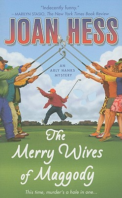 The Merry Wives of Maggody, Hess, Joan