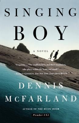 Image for Singing Boy : A Novel