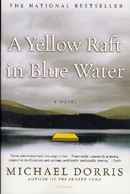 Image for A Yellow Raft in Blue Water: A Novel