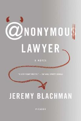 Anonymous Lawyer, Jeremy Blachman