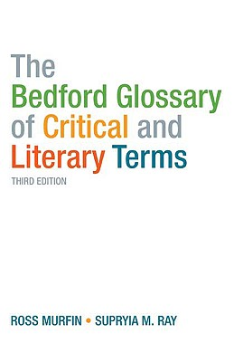 Image for Bedford Glossary of Critical and Literary Terms