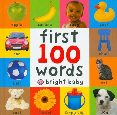 Image for First 100 Words (Bright Baby)
