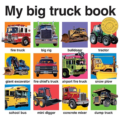Image for My Big Truck Book (My Big Board Books)