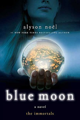 Blue Moon (The Immortals, Book 2), No�l, Alyson