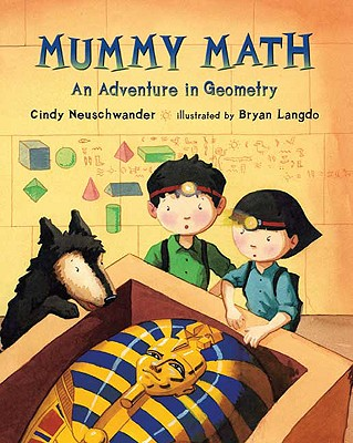 Image for MUMMY MATH : AN ADVENTURE IN GEOMETRY