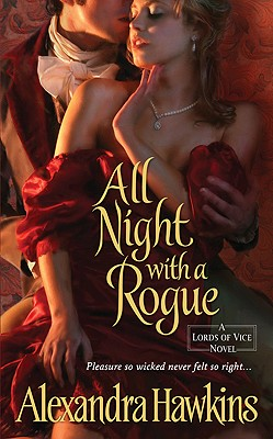 Image for All Night with a Rogue: Lords of Vice (The Lords of Vice)