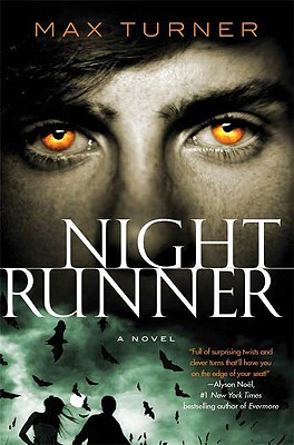 Night Runner: A Novel, Max Turner
