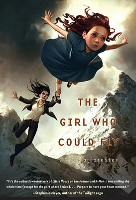 Image for The Girl Who Could Fly