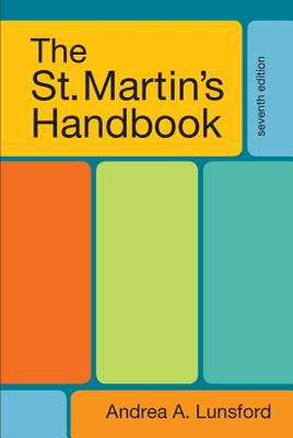 Image for The St. Martin's Handbook (7th Edition)