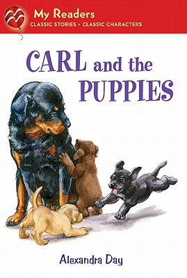 Image for Carl and the Puppies (My Readers)