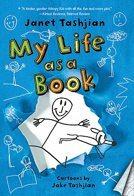 My Life as a Book, Janet Tashjian