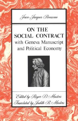 Image for On the Social Contract: with Geneva Manuscript and Political Economy
