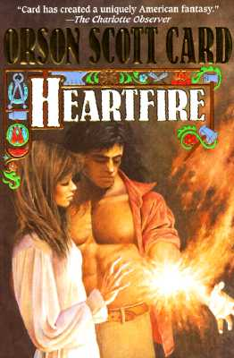 Image for Heartfire: The Tales of Alvin Maker V (Tales of Alvin Maker/Orson Scott Card, 5) (Tales of Alvin Maker/Orson Scott Card, 5)