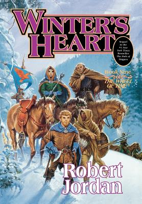 Image for Winter's Heart  (The Wheel of Time series, Book 9) **SIGNED 1st Ed /1st Printing + Photo** (The Wheel of Time, Book 9)