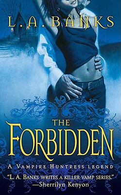 Image for The Forbidden (Vampire Huntress Legends)
