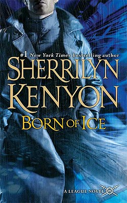 Image for Born Of Ice ( Bk 3 League)