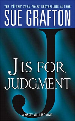 "Image for ""J is for Judgment (Kinsey Millhone Alphabet Mysteries, No. 10)"""