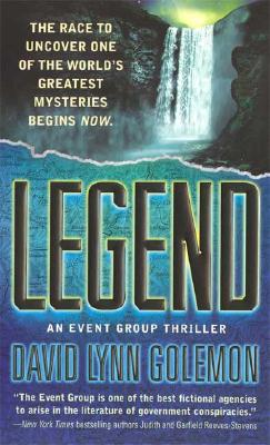 Legend: An Event Group Thriller, Golemon, David Lynn