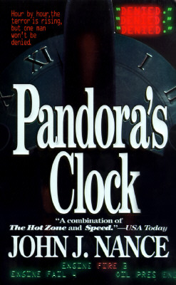 Image for Pandora's Clock: Hour By Hour, The Terror Is Rising, But One Man Won't Be Denied