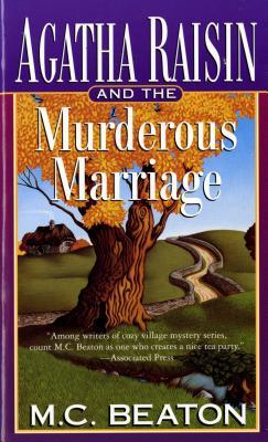 "Image for ""Agatha Raisin and the Murderous Marriage (Agatha Raisin Mysteries, No. 5)"""