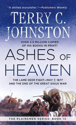 Image for Ashes of Heaven (The Plainsmen Series)