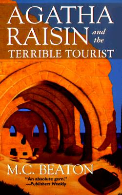 Image for Agatha Raisin and the Terrible Tourist