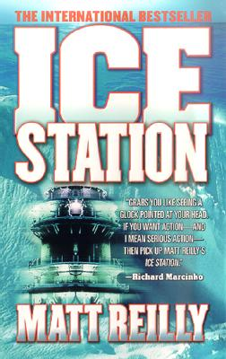 Image for Ice Station: A Shane Schofield Thriller (Scarecrow Series)