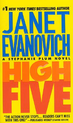 High Five (A Stephanie Plum Novel), Janet Evanovich