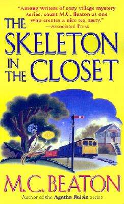 The Skeleton in the Closet (St. Martin's Minotaur Mysteries), Beaton, M. C.