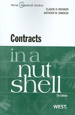 Image for Contracts in a Nutshell, 7th (Nutshell Series) (In a Nutshell (West Publishing))