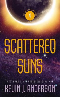 Image for Scattered Suns (The Saga of Seven Suns)