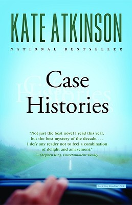 CASE HISTORIES (JACKSON BRODIE, NO 1), ATKINSON, KATE