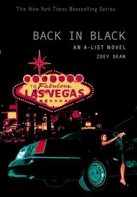 Image for Back in Black: An A-List Novel