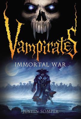 Vampirates: Immortal War, Justin Somper