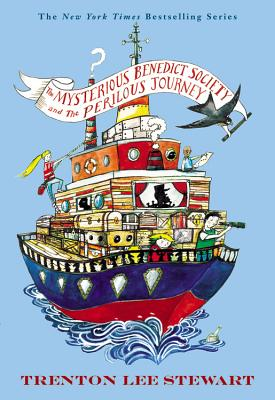 Image for The Mysterious Benedict Society and the Perilous Journey (The Mysterious Benedict Society, 2)