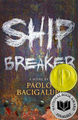 Image for SHIP BREAKER (signed)