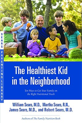 Image for HEALTHIEST KID IN THE NEIGHBORHOOD