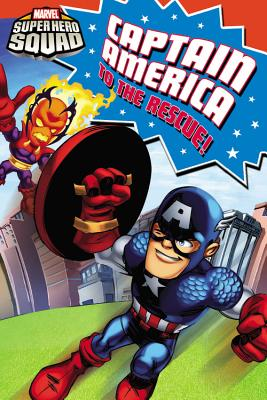 Image for CAPTAIN AMERICA TO THE RESCUE
