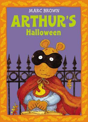 Image for Arthur's Halloween: An Arthur Adventure (Arthur Adventure Series)