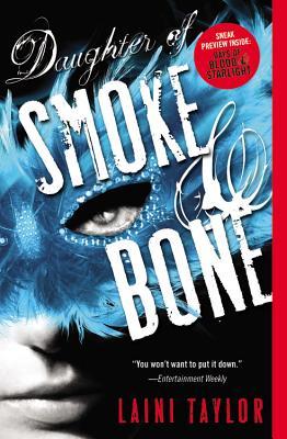Image for Daughter of Smoke & Bone (Daughter of Smoke and Bone)