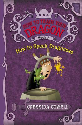 Image for HOW TO SPEAK DRAGONESE (How to Train Your Dragon, 3)