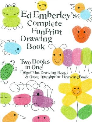 Image for Ed Emberley's Complete Funprint Drawing Book
