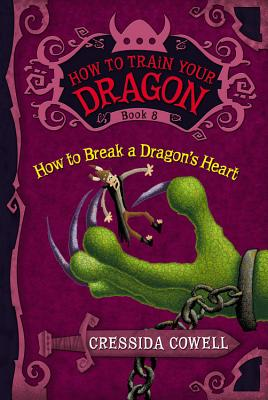 Image for HOW TO BREAK A DRAGON'S HEART (Hiccup Horrendous Haddock III)
