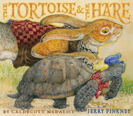 TORTOISE & THE HARE, JERRY PINKNEY