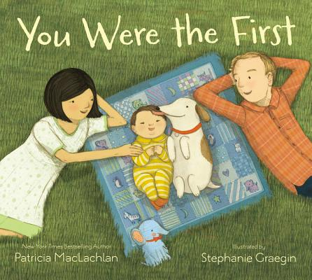 YOU WERE THE FIRST, MACLACHLAN, PATRICIA