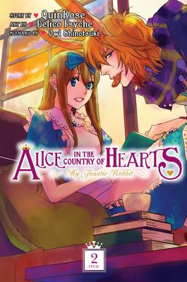 Alice in the Country of Hearts: My Fanatic Rabbit, Vol. 2
