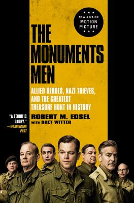 Image for MONUMENTS MEN,