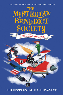 Image for The Mysterious Benedict Society and the Riddle of Ages (The Mysterious Benedict Society, 4)